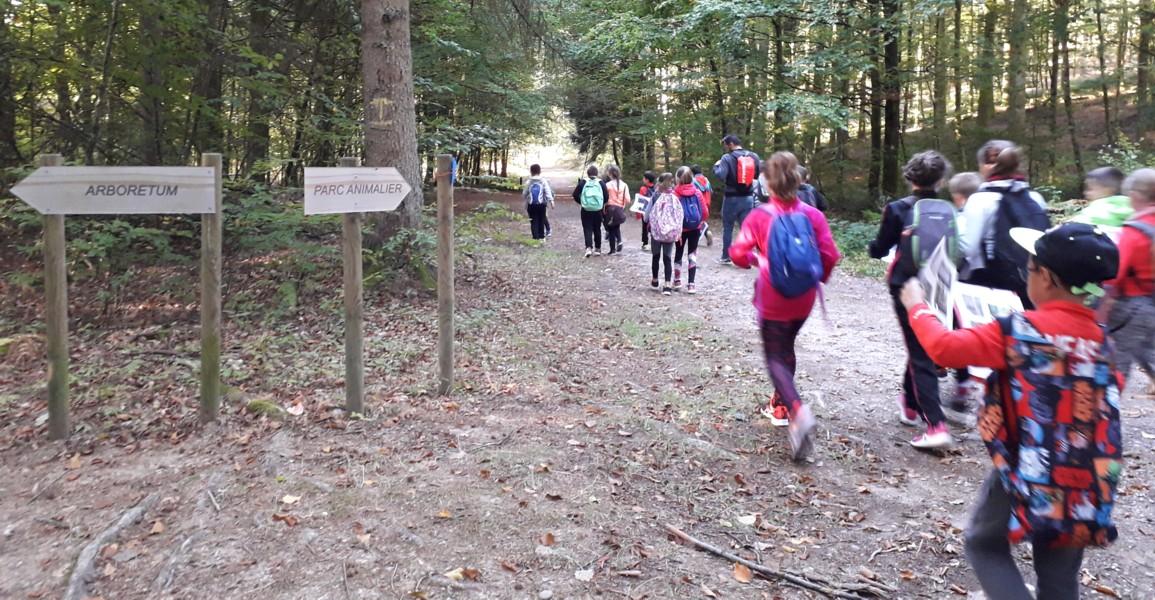 Semaine de la randonnée orientation
